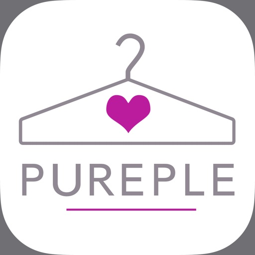 Pureple Outfit Planner icon