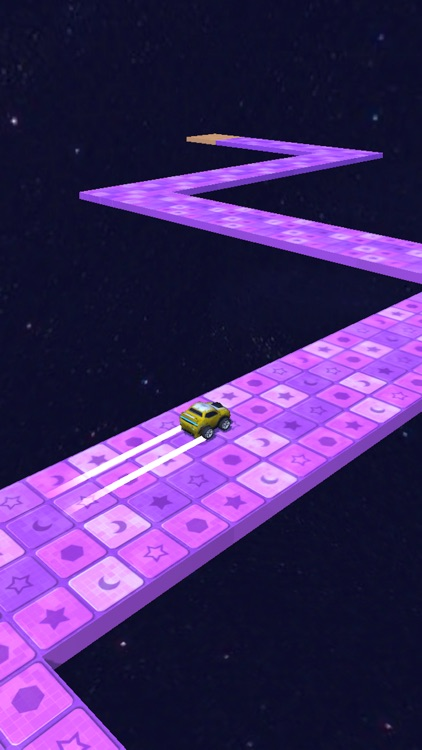 Skiddy Space Car