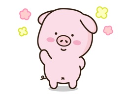 Cutie Lovely PinkPig