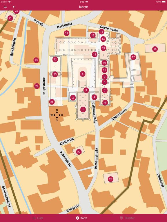 Altstadtrundgang Schönau screenshot 11