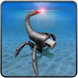 Underwater Robot Stealth Spy