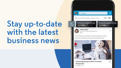 download LinkedIn: Network & Job Search apps 0