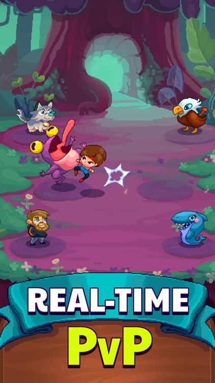 PewDiePie's Pixelings Idle RPG screenshot-0