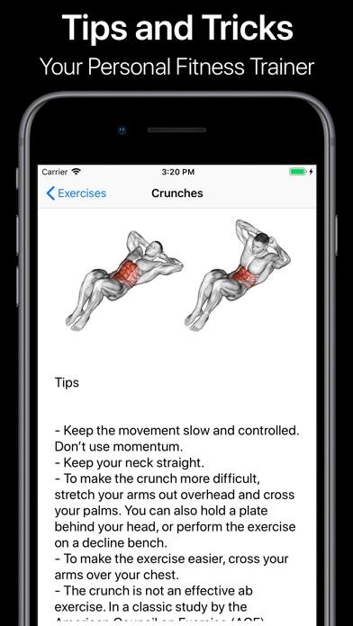 Gym Assistant - Fitness Coach Screenshots
