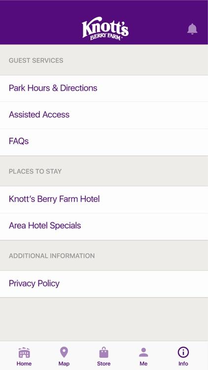 Knott's Berry Farm screenshot-6