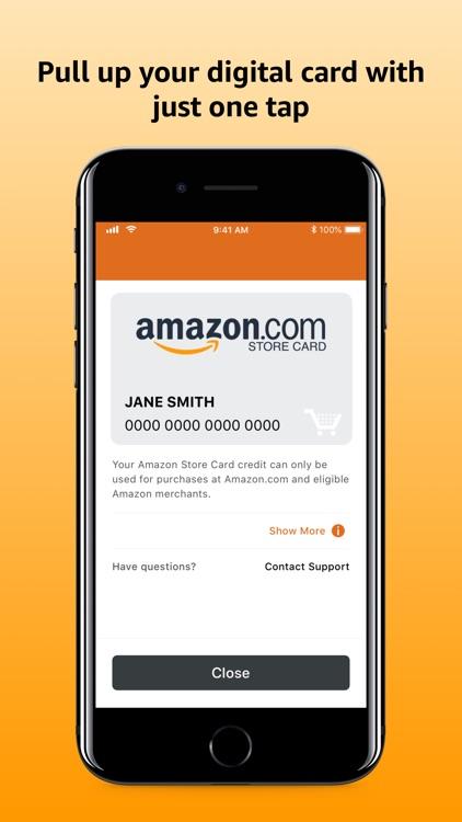 Amazon Store Card screenshot-3