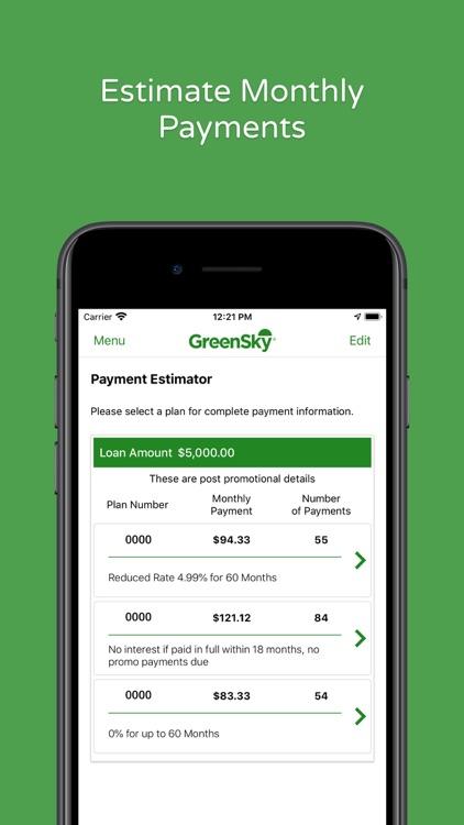 GreenSky Merchant screenshot-3