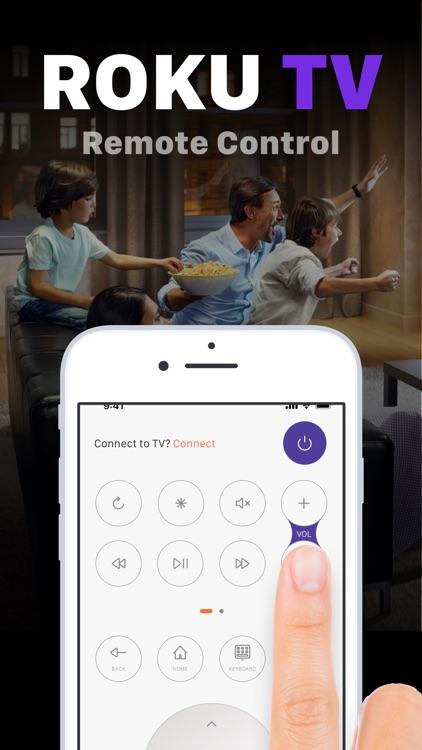 Roku Remote Control - Roki screenshot-0