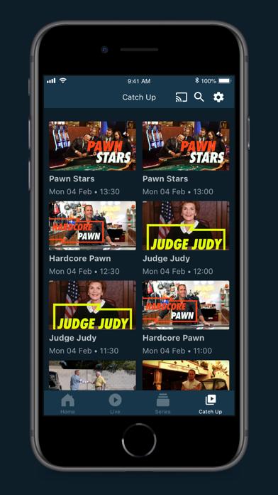 Blaze TV screenshot four