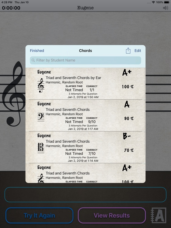 Music Theory Chords screenshot-5