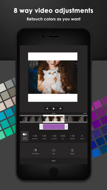 VLLO (aka Vimo) - Video editor screenshot-5