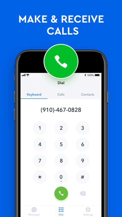 messages.download Paraline: Second Phone Number software