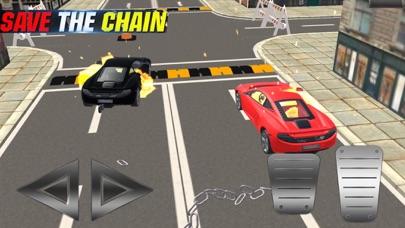 Chained Car Adventure screenshot #1