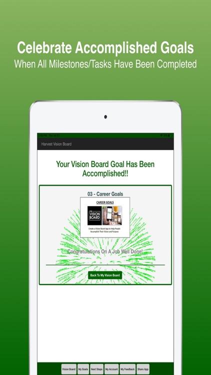 Harvest Vision Board screenshot-5