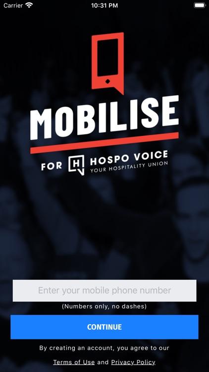 Mobilise For Hospo Voice screenshot-5
