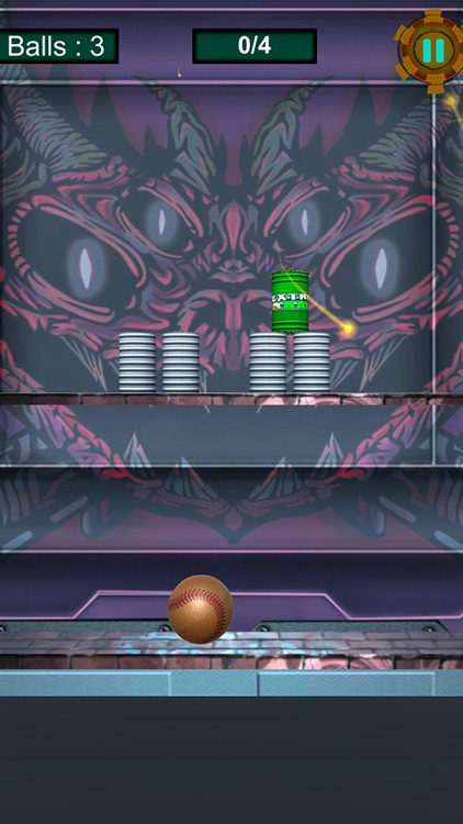 Hit The Can & Ball Knockout screenshot-4