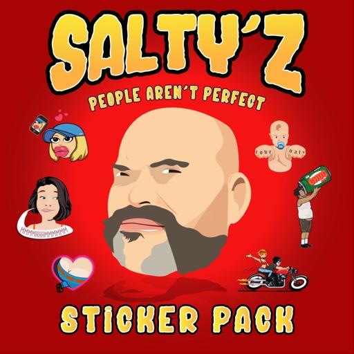 Salty'z Sticker Pack