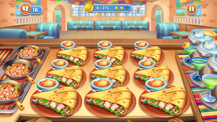 Cook It: Cooking-Frenzy Game screenshot-5