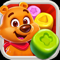 App Icon for Toy Party: Match 3 Hexa Blast! App in Poland App Store