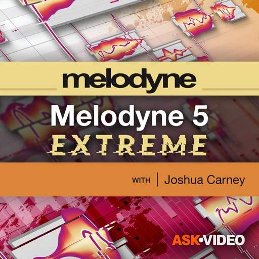 Extreme Course for Melodyne 5