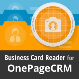 OnePageCRM Biz Card Reader