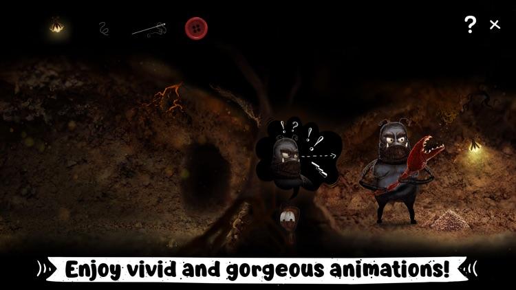 AntVentor: Puzzle Adventure screenshot-5