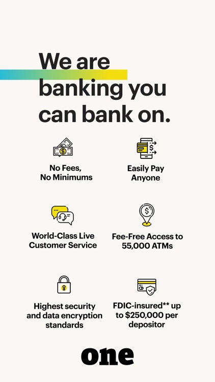 One – Mobile Banking screenshot-9