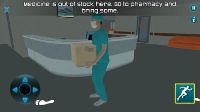 Hospital Sim: Emergency DoctorScreenshot of 3