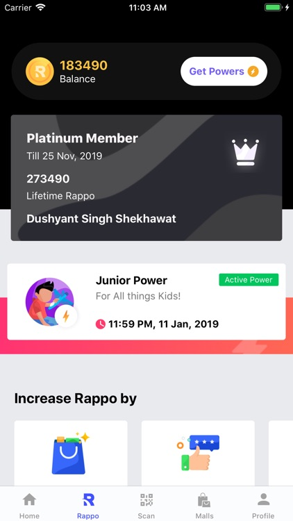 Rappo - Endless Rewards!