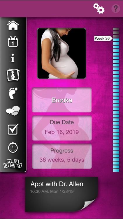 iPregnant Pregnancy Tracker