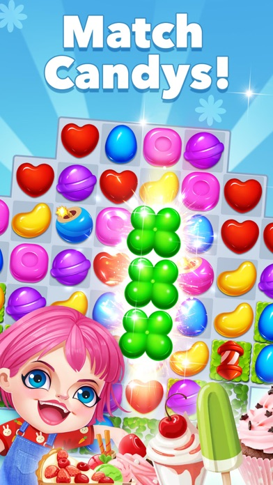 download Candy Frenzy - Match Sugar apps 4