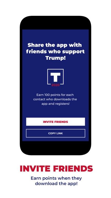 Official Trump 2020 App screenshot-7