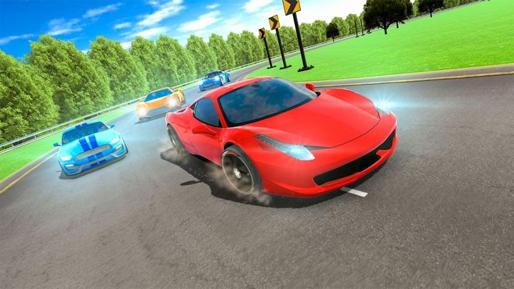 Race Track Car Racing Fever