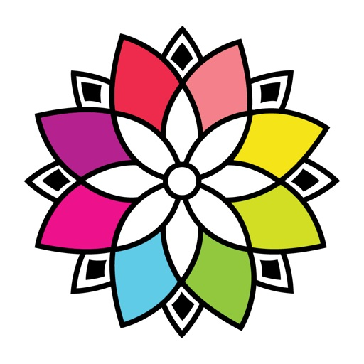 Colorgram: книжка-раскраска