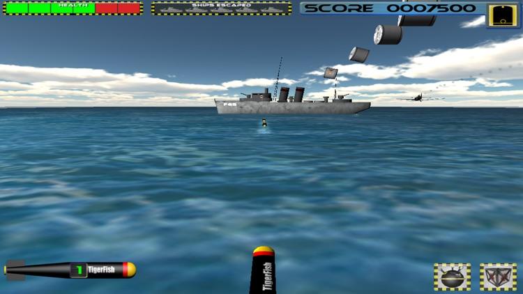 TorpedoRun Naval War