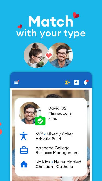 Zoosk - 单身人士约会应用程序首选屏幕截图7