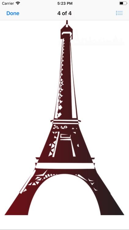 Eiffel Tower Paris screenshot-4