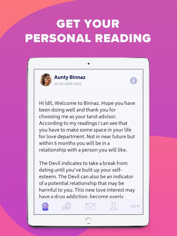 Binnaz - Real Fortune Tellers screenshot