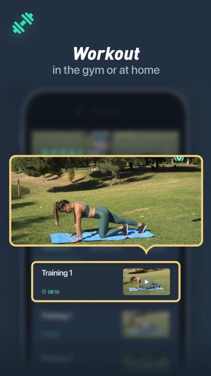 Motify - fitness and workout screenshot-5