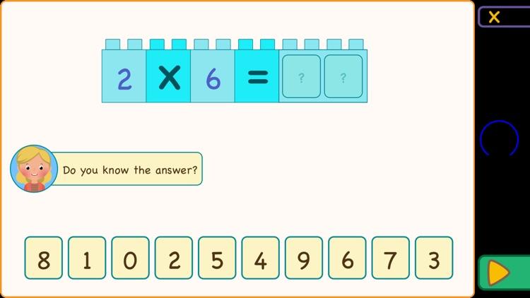 Multiplication Tables & Apples screenshot-5
