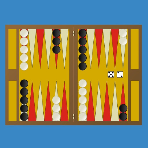 Classic Backgammon Touch