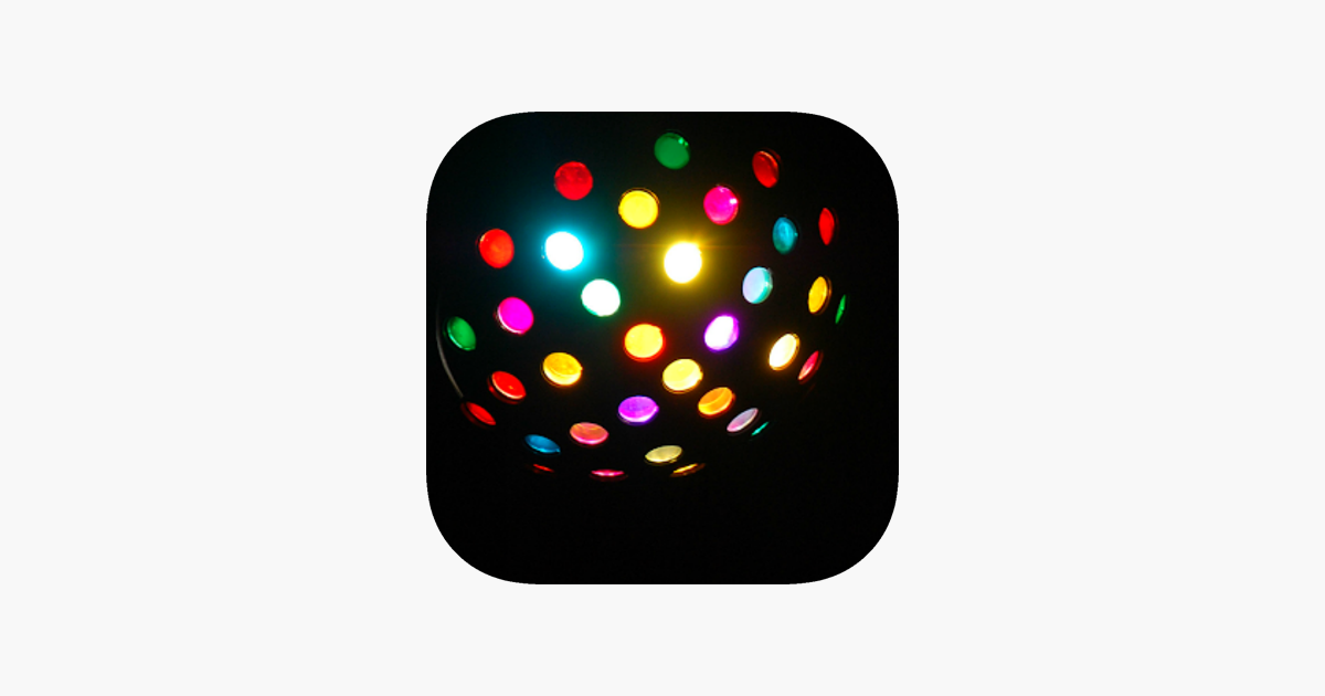 Disco Party Lights On The App Store