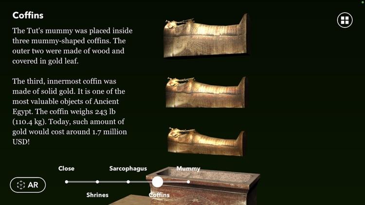 Tutankhamun AR screenshot-4