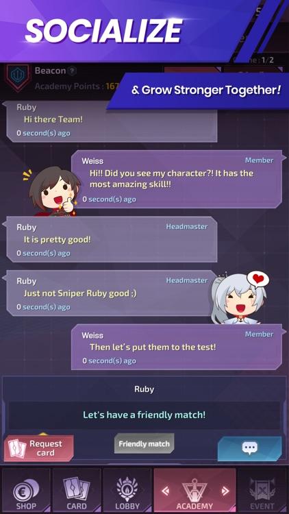 RWBY: Amity Arena screenshot-5