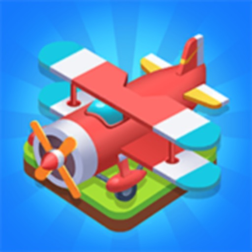 Merge Plane - Best Idle Game image