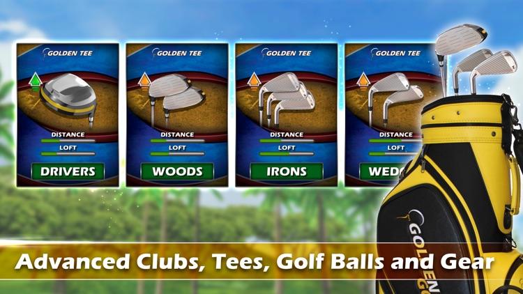 Golden Tee Golf: Online Games screenshot-7