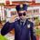la criminalité Ville Policier
