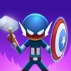Supreme Stickman: Shadow Fight - iPadアプリ