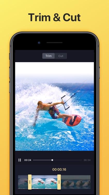 Crop Video - Video Cropper App