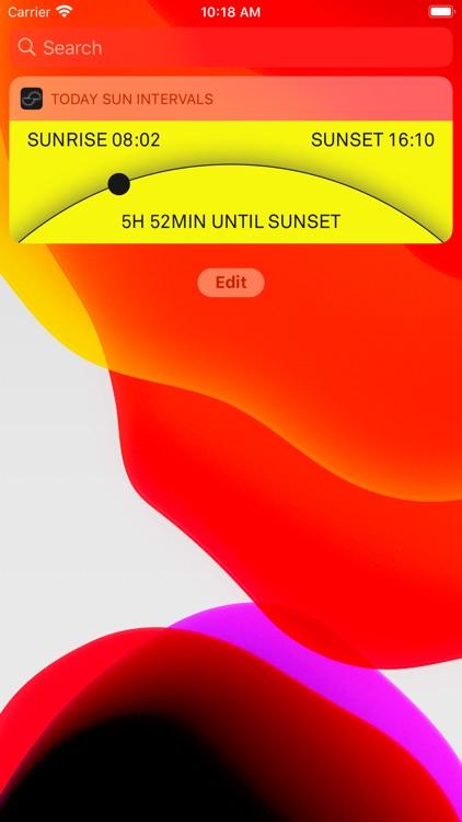 Sun Intervals screenshot-9